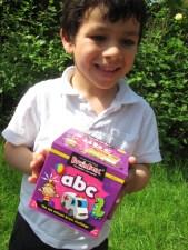 boy with brainbox games