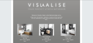 visualise uptopia bathroom interior design tool