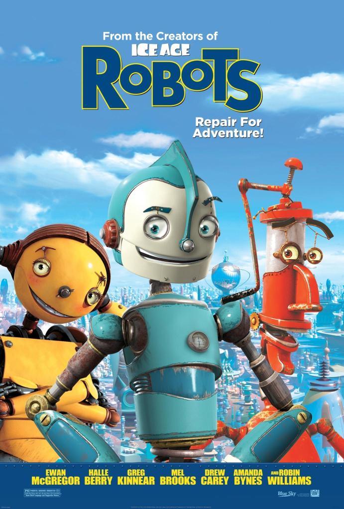 robots movie