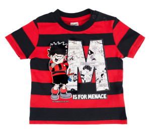 Dennis the menace beano t-shirt