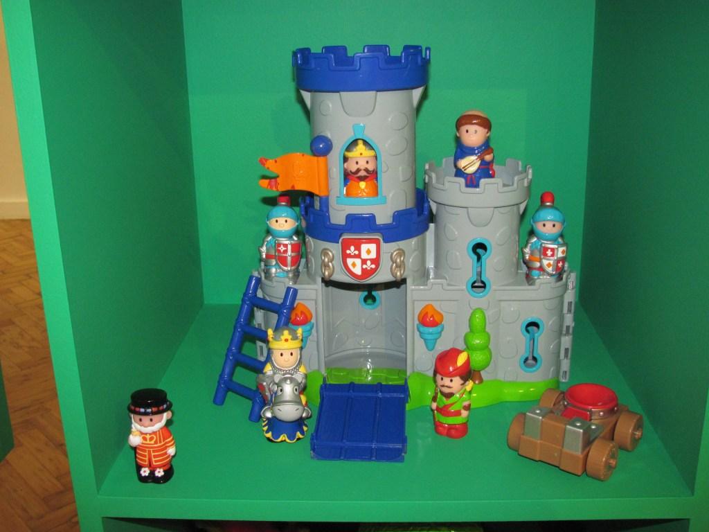 happyland medieval castle