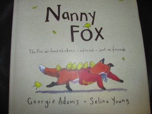 nanny fox book cover