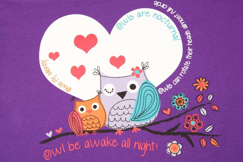 owls mood board