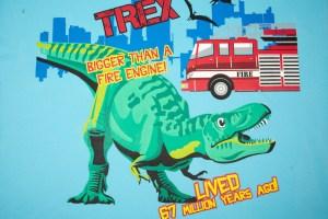 dinosaur mood board