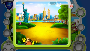 Banana splat game