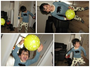 birthday 5 year old balloons