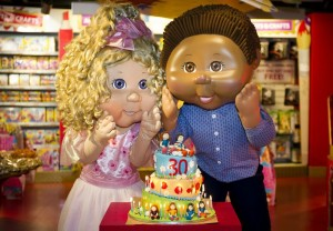 giant cabbage patch dolls