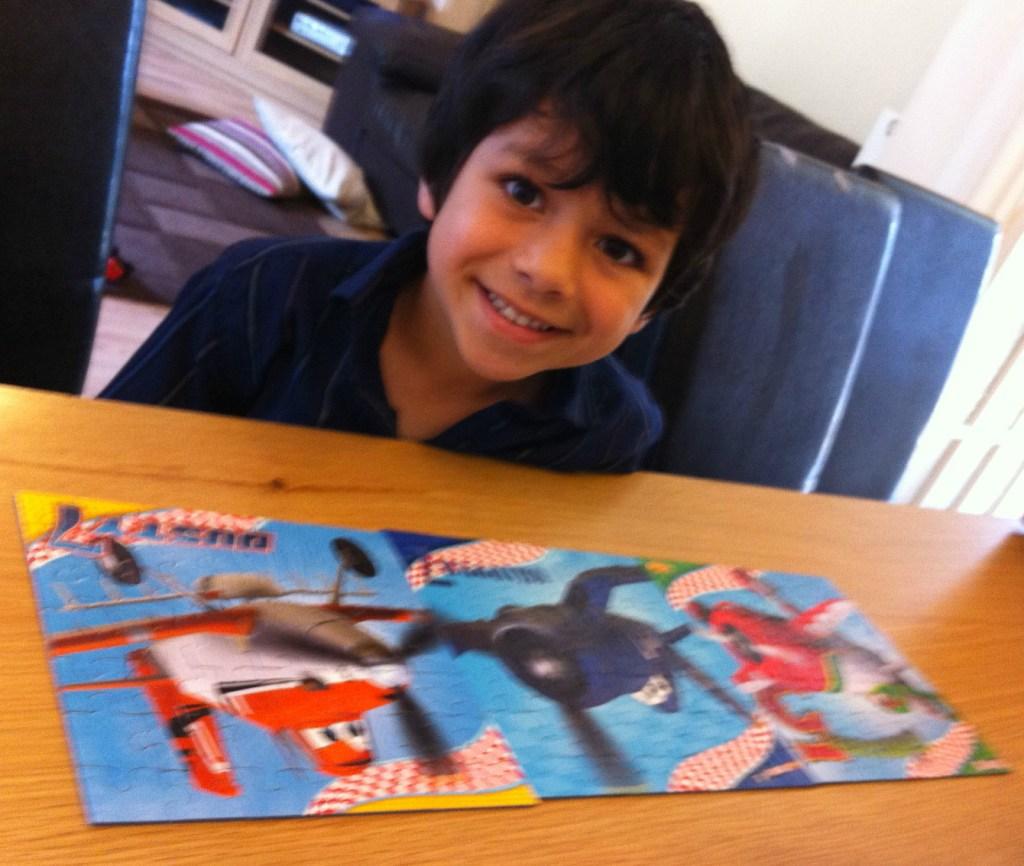 ravensburger disney planes puzzles