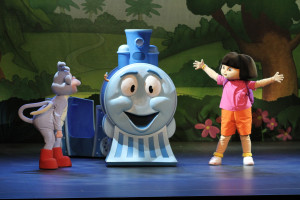 Nickeloden's Dora The Explorer Live! Search for the City of Lost Toys2