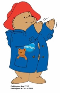 Paddington bear 2013 bring your bear