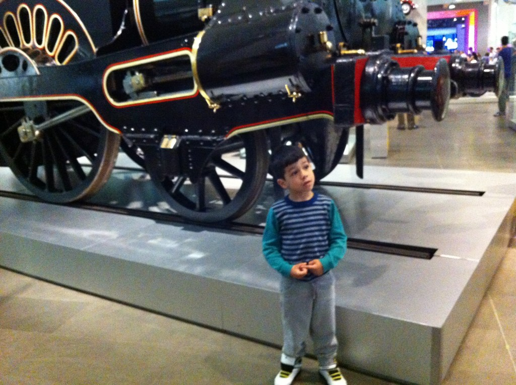 science museum london - free day out for kids