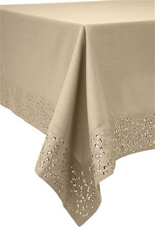 goldtablecloth