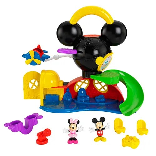 mickey mouse clubhouse toys