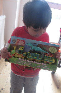 dinosaur train toy