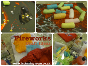fireworks crafts
