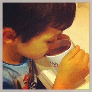 Olpro Melamine for Hot Chocolate