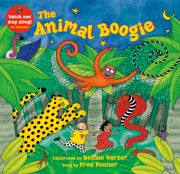 barefoot books animal boogie