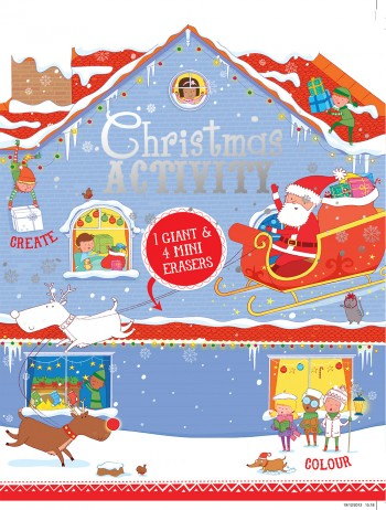 parragon christmas activity book