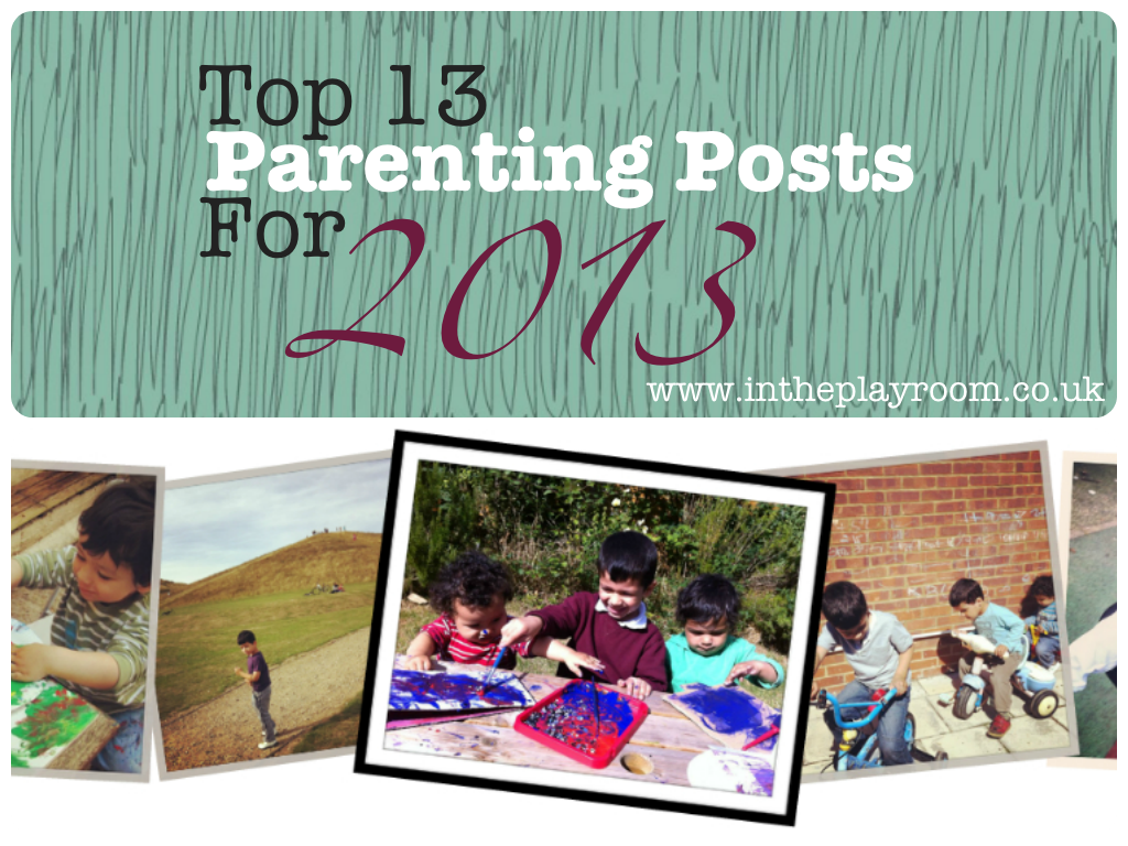 Top 13 Posts for 2013 Linky