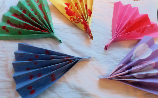 chinese crafts for kids fans