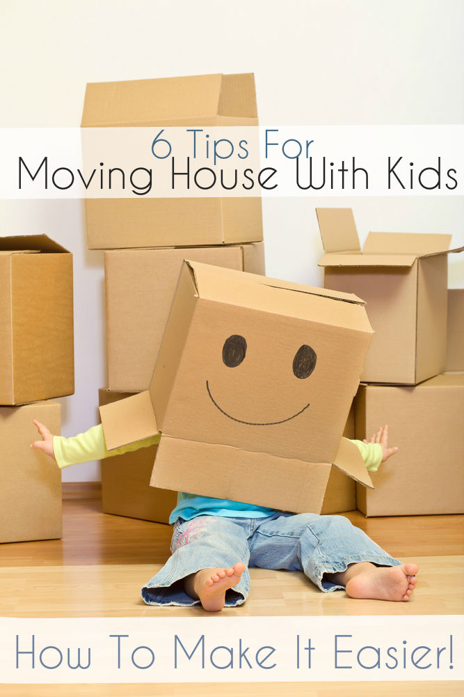 6 tips on moving house with young children in the playroom for Moving into a new build house tips