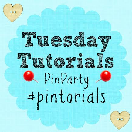 New pintorials Pin Party Pinterest linky for bloggers