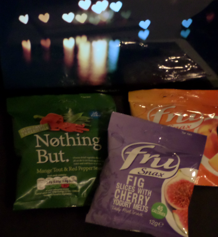 nothing but snacks and fru snax healthy snacks