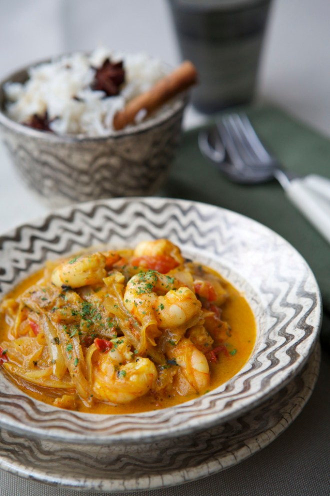 low salt recipes king prawn curry