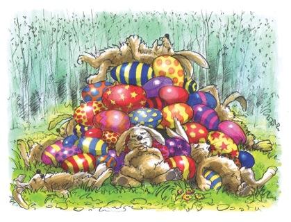 The Pesky Bunnies of BeWILDerwood