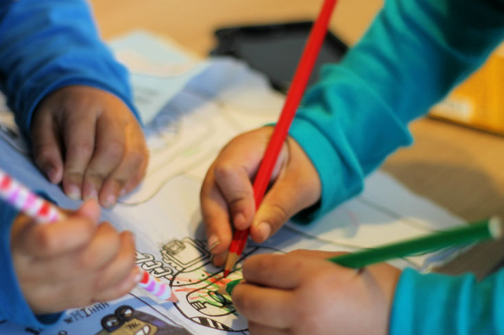 boys colouring dinosupersaurus books