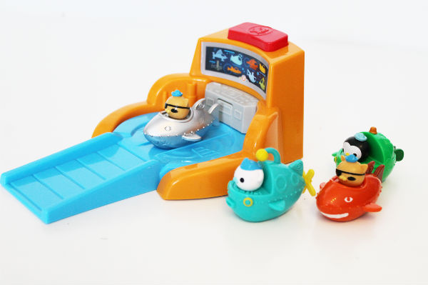 Fisher Price Octonauts Gup Speed Launcher