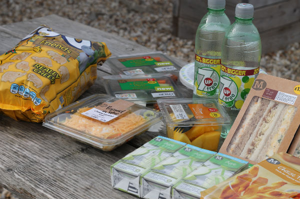 #morrisonsmum beach picnic