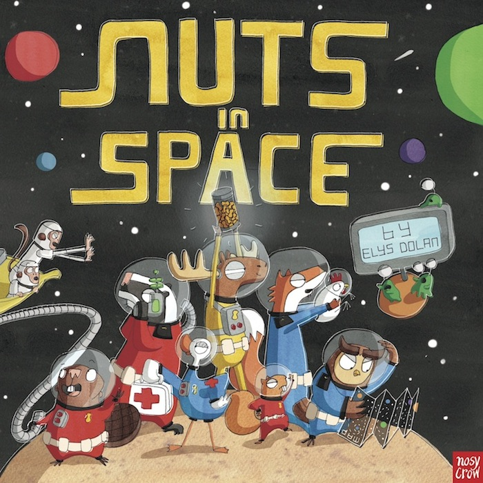 nuts in space by elys dohan