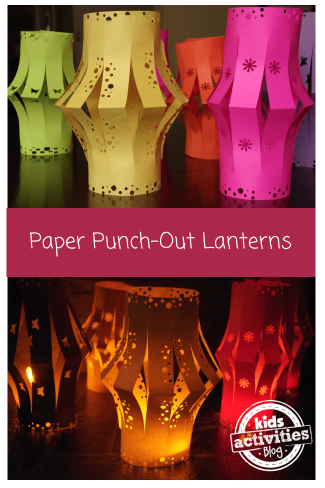 paper-punch-out-lanterns