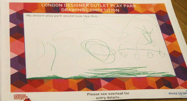 play park drawing