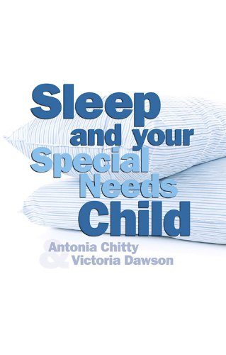 Sleep and your special needs child. Tips to help your child get a good nights sleep. Good info for Autism parents