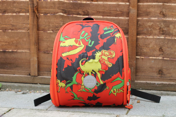 yuubag ideal for travelling with kids