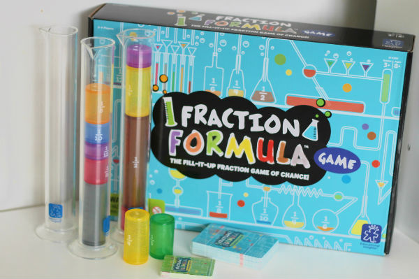 fraction formula from learning resources
