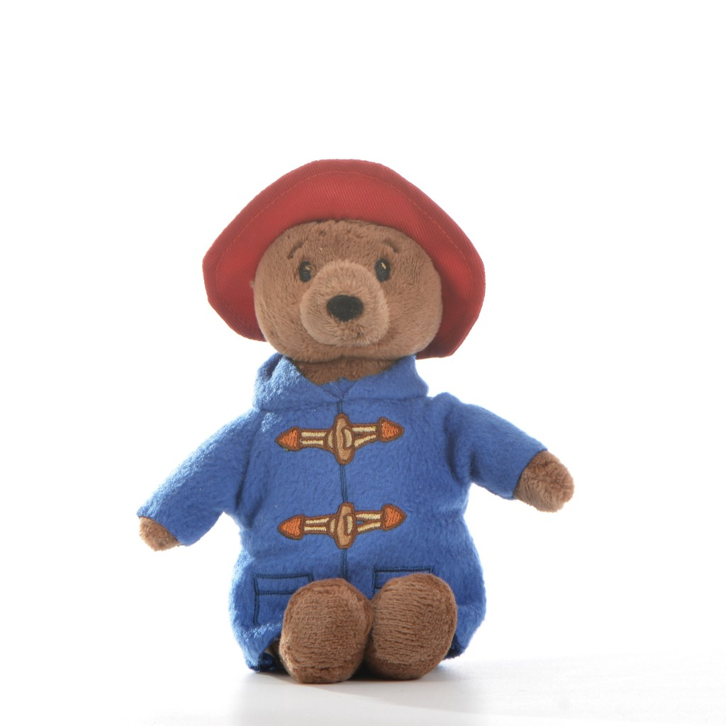 Paddington Bean Toy (RRP £6.99)