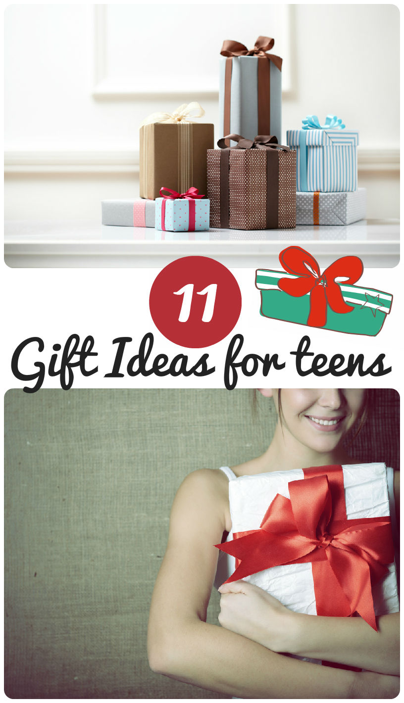 11 gift ideas for teens