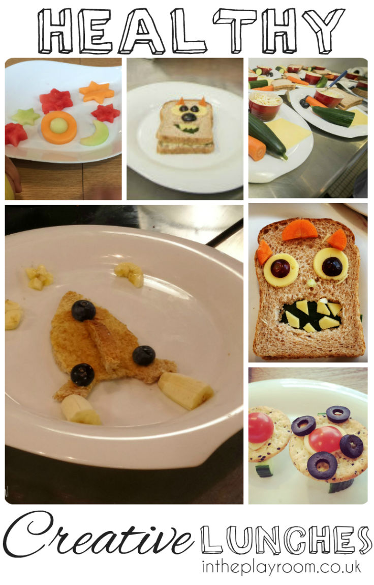 Creative Food Ideas ActimelForKids