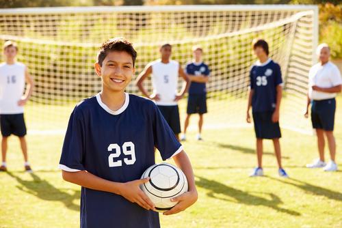 sport teenagers