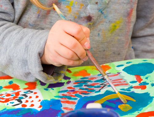 Kids Art and craft ideas
