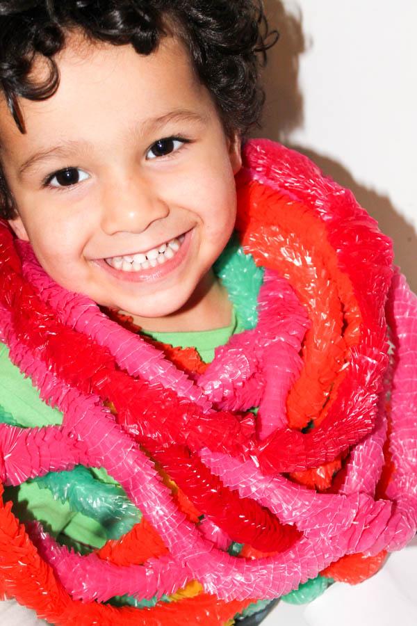 rainbow leis