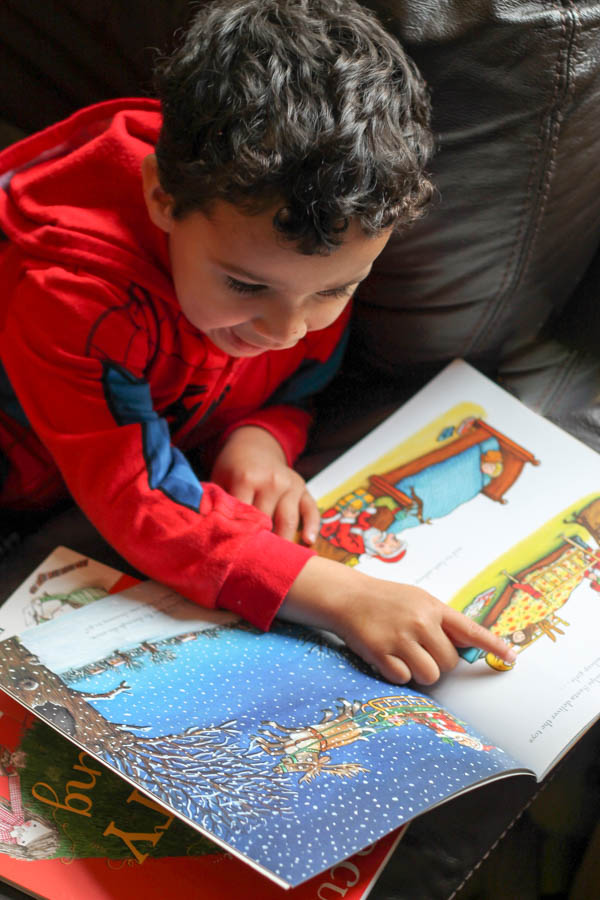 reading waterstones christmas books #ad