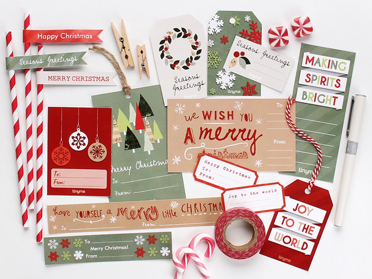 Advent Day 14 Free Christmas Printables