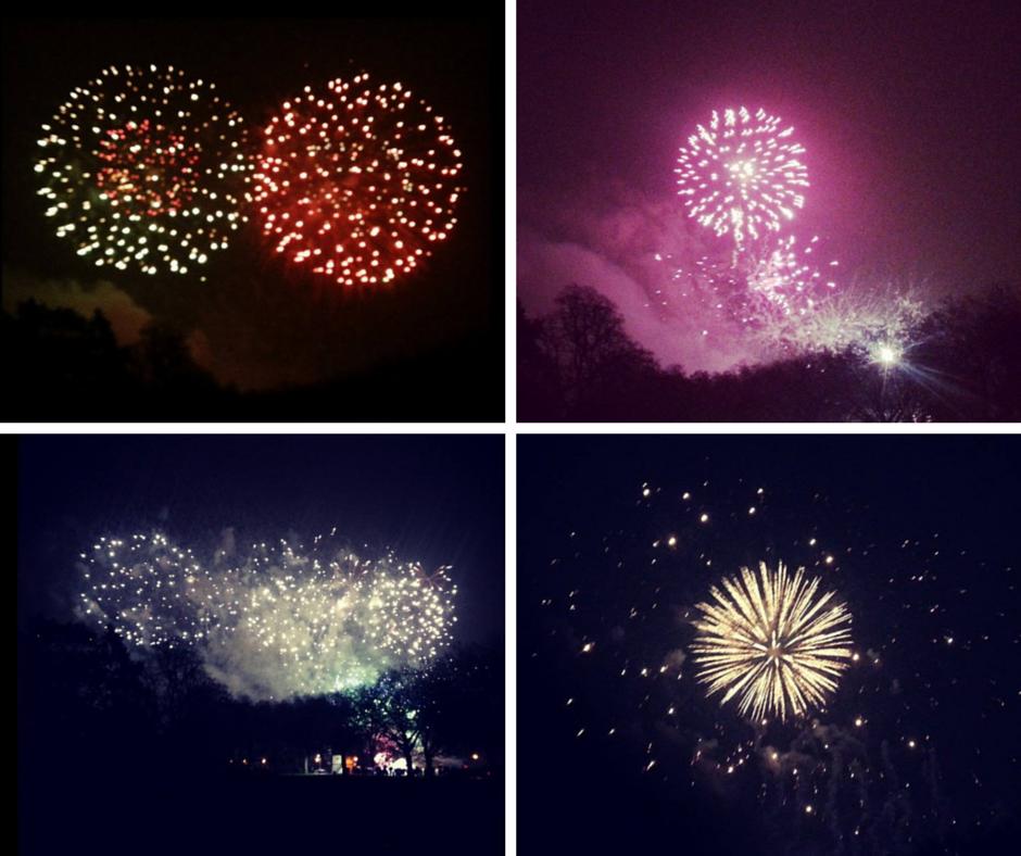 Battersea Park Fireworks