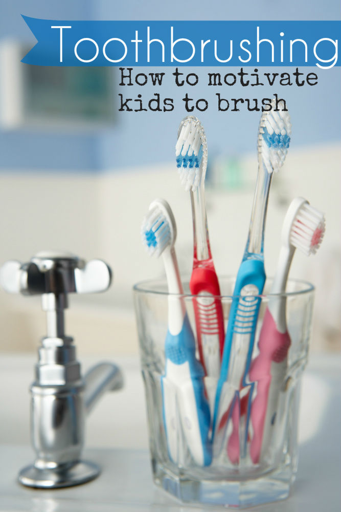 How to motivate kids with toothbrushing - fun toothbrushing tips and ideas for kids