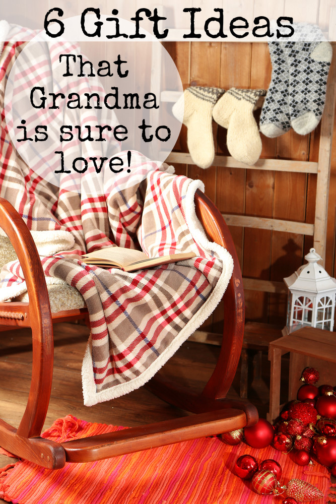 Gift Ideas for Grandma - In The Playroom