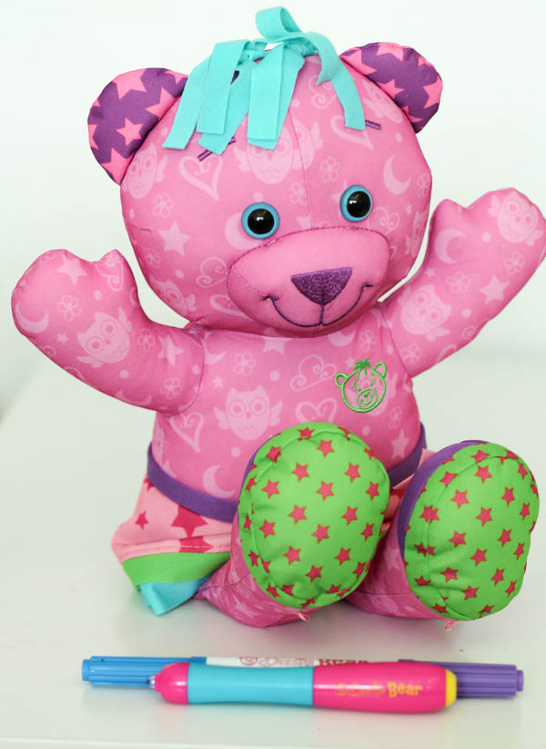doodle bear magic glow